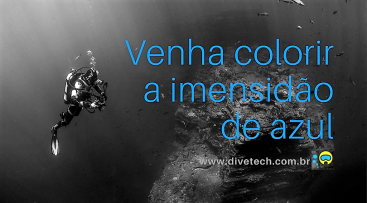 Mergulhe com a Dive Tech! Dive trip - Laje de Santos, Ubatuba, Ilhabela, Parati, Parque Nacional de Abrolhos, entre outros, além de destinos internacionais! contato@divetech.com.br 11 98202-3341 11 3021-0114