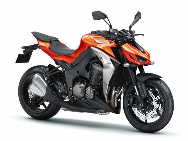 Depois de jejum de 13 anos a Kawasaki sagra-se a Moto do Ano com seu modelo  Z1000.