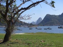 O melhor visual da cidade do Rio é de Niterói. Foto: Alexandre Dupont.