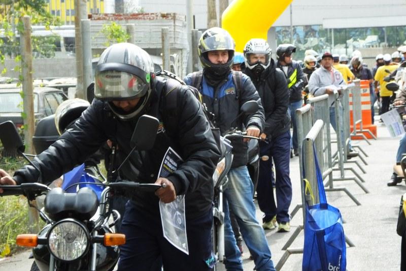 Amanhã motociclistas tem Pit Stop Motociclista em Itaquaquecetuba