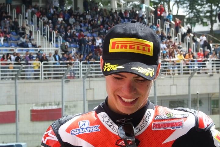 """Eric Granado: """"… a competição nos dois campeonatos me motivava ainda mais…"""""""
