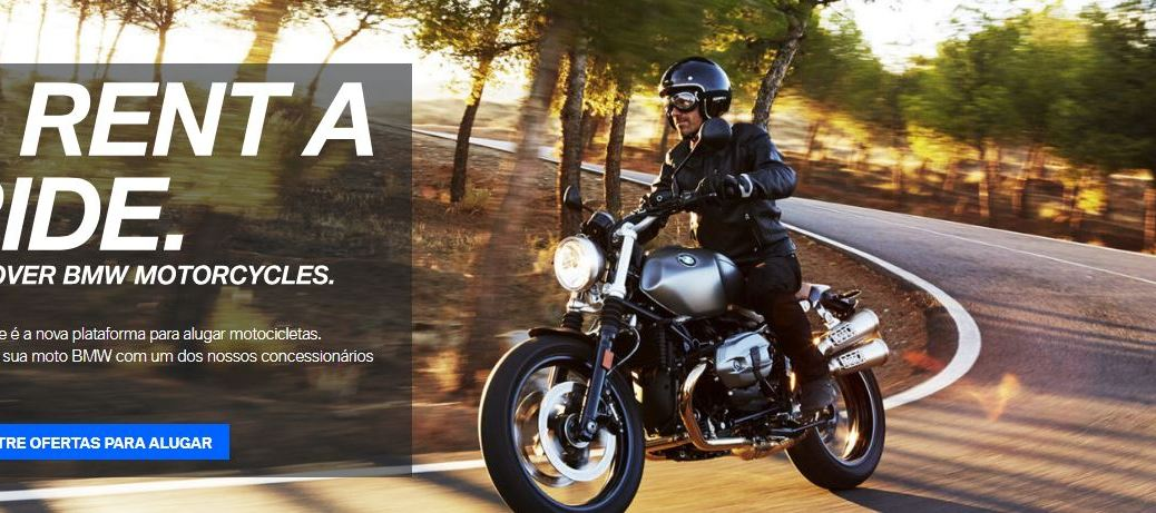 Rent A Ride BMW Motorrad