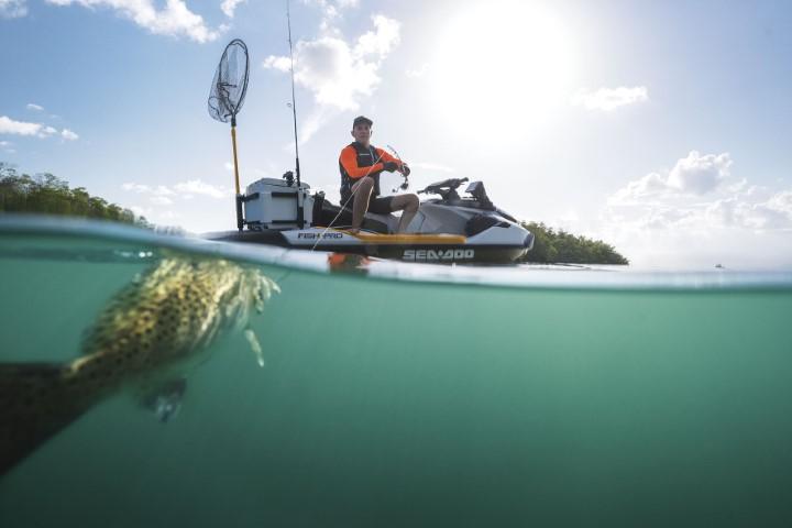 Sea-Doo FISH PRO, nasce uma nova categoria