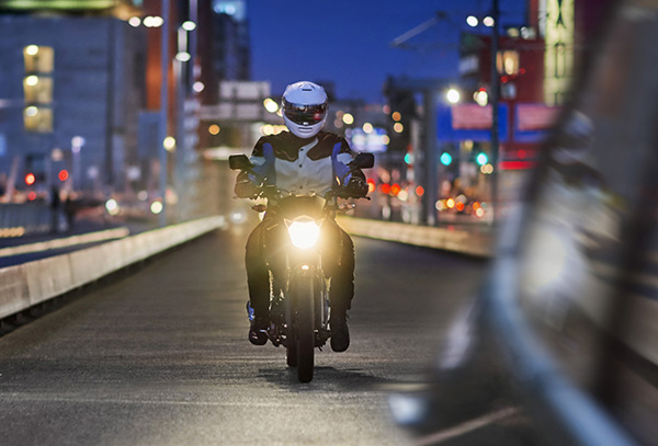 Philips XtremeVision moto, mais luminosidade
