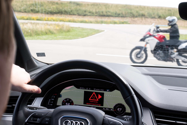 Ducati, Audi e Ford, apresentam tecnologia de comunicação para segurança no CES 2019
