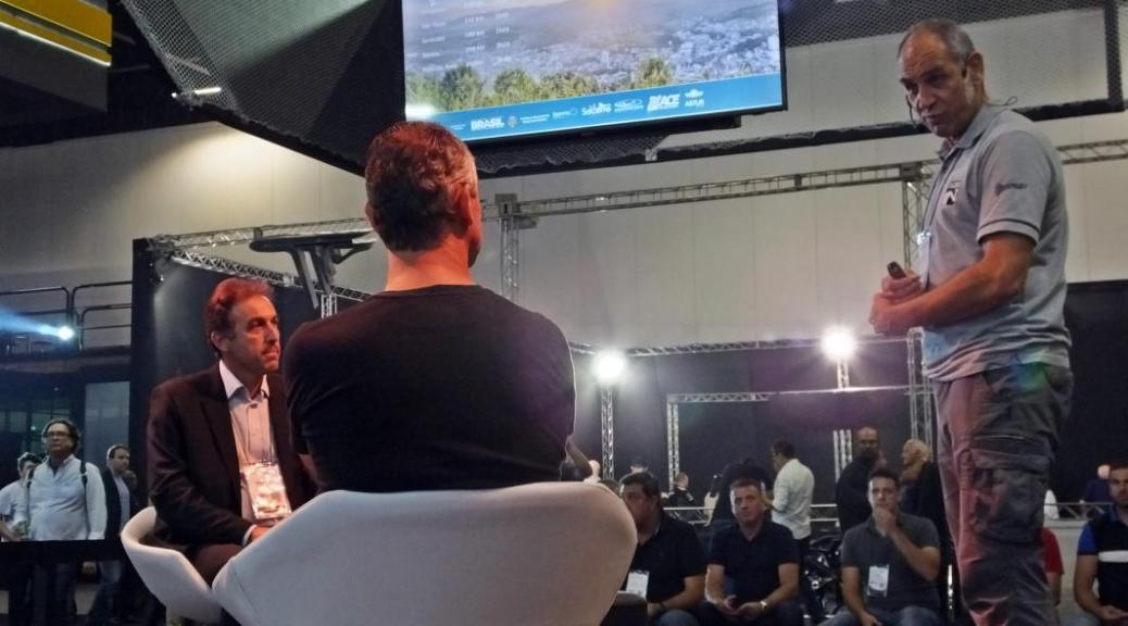 Espaço Motostory Brasil na Arena LifeStyle do Salão duas Rodas 2019