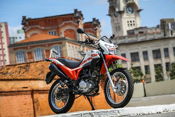 NXR 160 Bros é a moto mais valorizada do Brasil